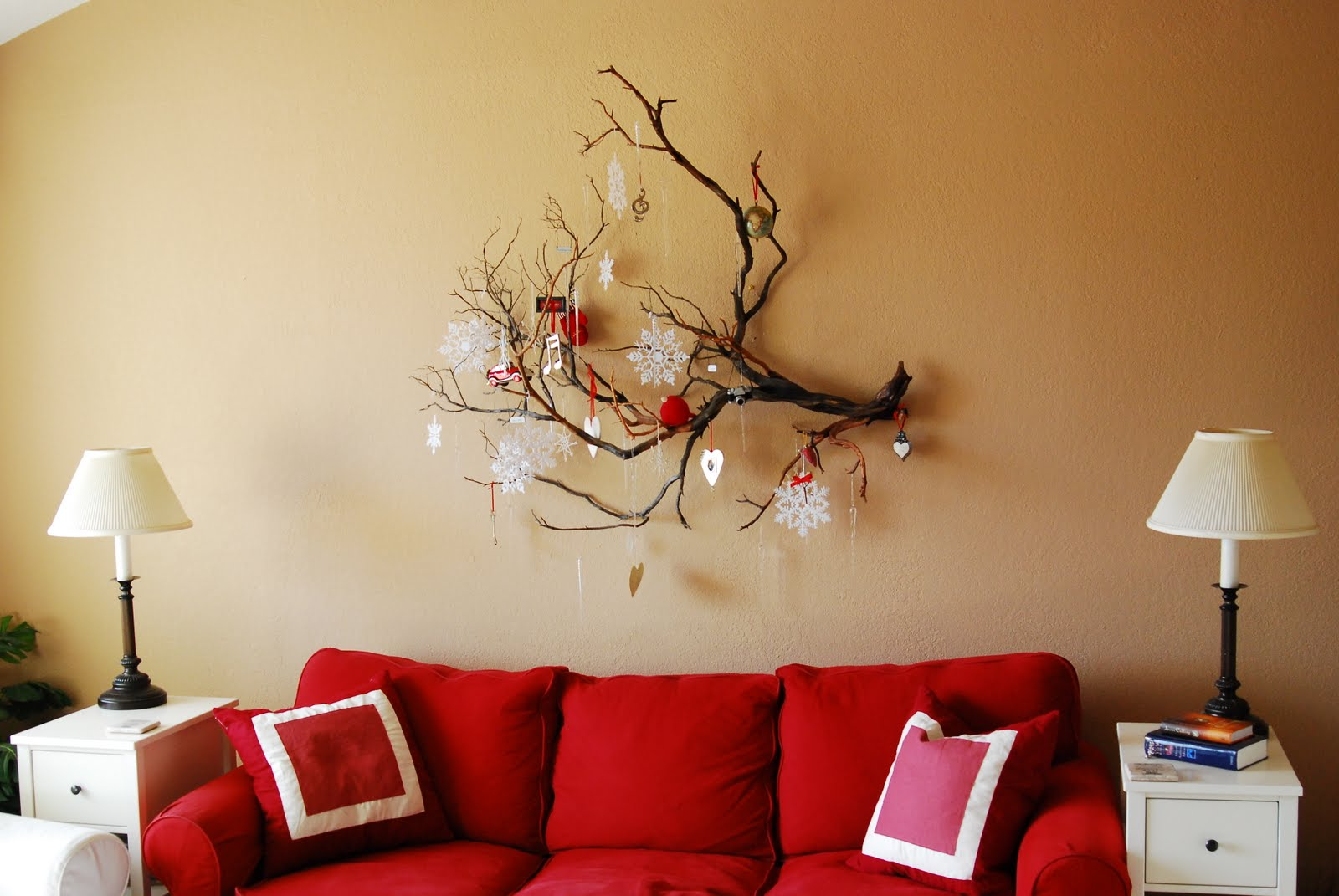 Tree Branch Wall Decor how to decorate with trees twigs logs and branches about paul