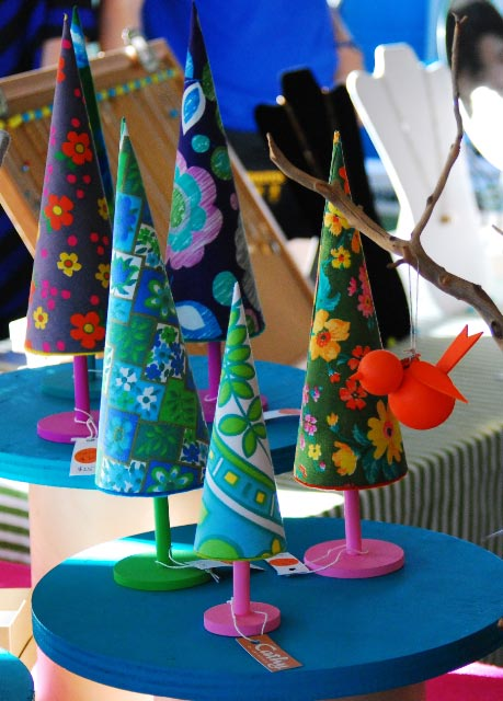 Renegade Craft Sale - Cone Trees