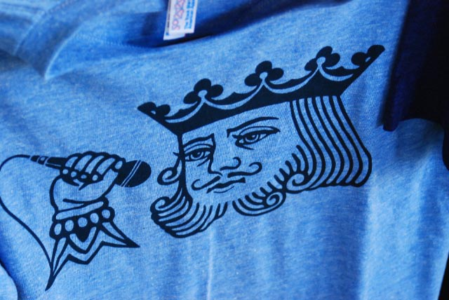 Renegade Craft Sale King Tshirt