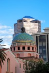 Downtown Tucson - mix of old and new