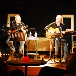 Bob & Terry performing in Sarajevo in 2010