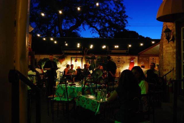 El Charro Courtyard - Tucson AZ