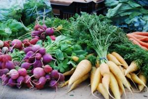 2011 La Jolla Open Aire Market Produce