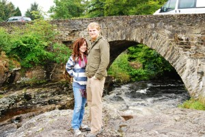 Falls of Dochart Scotland