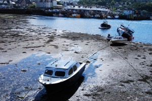 Oban Low Tide