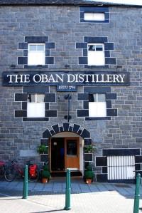 Oban Distillery Scotland