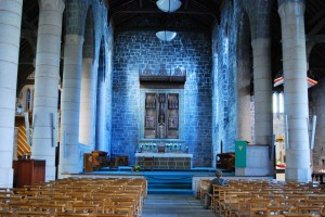 St. Columba Cathedral Oban Scotland