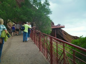 2012 Red Rocks Amphitheatre
