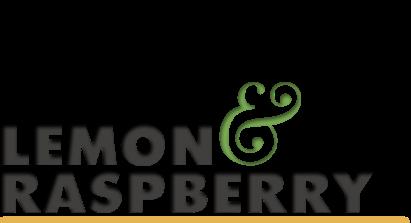 Lemon and Raspberry Blog